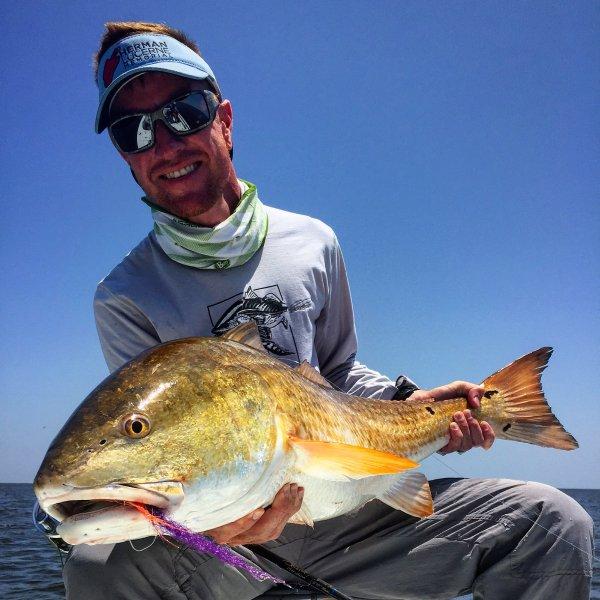 Summer 2016 louisiana fly fishing charters for Louisiana fly fishing